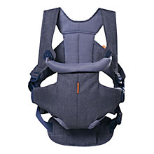 Buy Maxi Cosi Easia Carrier, Denim Online at johnlewis.com