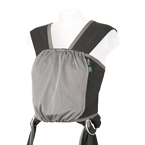 Buy Caboo NCT Close Baby Carrier, Grey Online at johnlewis.com