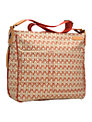 Storksak Suzi Kasbah Changing Bag, Red