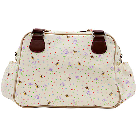 Buy Pink Lining Blooming Gorgeous Changing Bag, Bumble Bee Online at johnlewis.com
