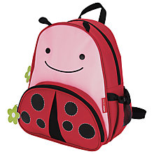Buy Skip Hop Zoo Pack, Ladybug Online at johnlewis.com