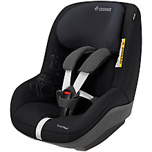 Buy Maxi-Cosi 2wayPearl Car Seat, Total Black Online at johnlewis.com
