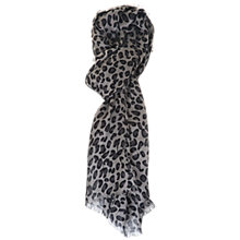 Buy Seraphine Leo Scarf, Grey Online at johnlewis.com
