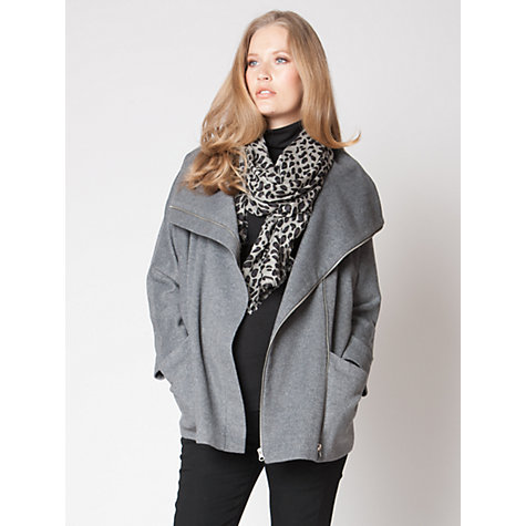 Buy Séraphine Leo Nursing Scarf, Grey Online at johnlewis.com