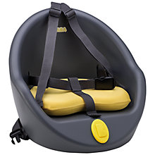 Buy Beaba Baby Boost Booster Seat, Grey/Lime Online at johnlewis.com