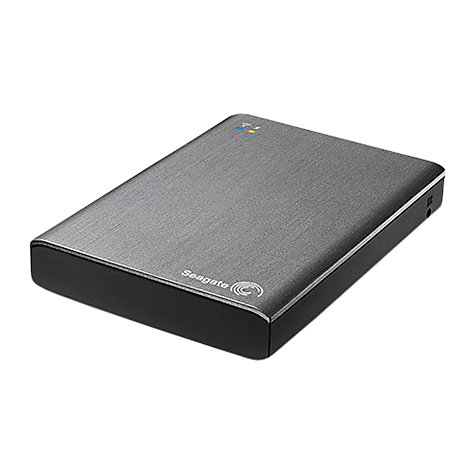 Buy Seagate Wireless Plus Portable Wireless Hard Drive, 1TB Online at johnlewis.com