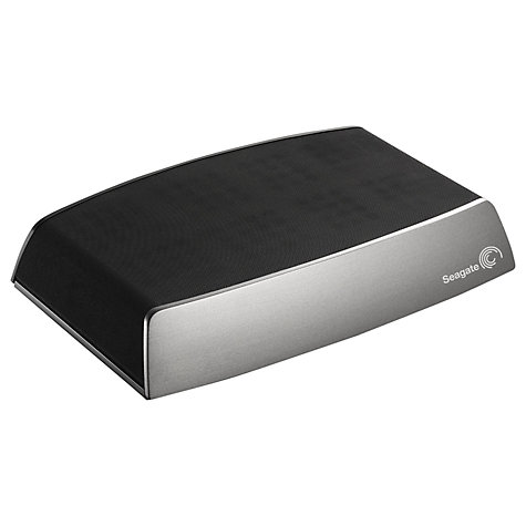 Buy Seagate Central Network Attached Storage (NAS) Drive, 2TB Online at johnlewis.com