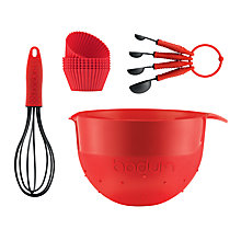 Buy Bodum Bistro Baking Set, 5 Piece Online at johnlewis.com