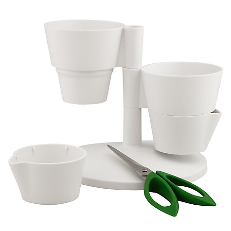 Buy Normann Copenhagen Herb Stand and Scissors Online at johnlewis.com