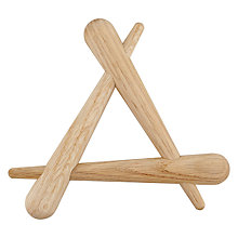 Buy Normann Copenhagen Timber Trivet Online at johnlewis.com
