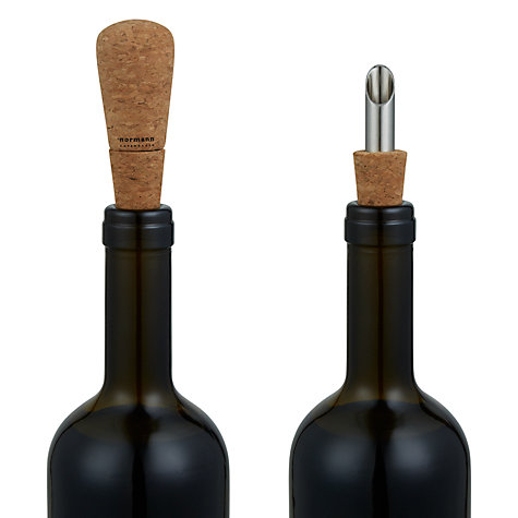Buy Normann Copenhagen Wine & Bar Pourer Online at johnlewis.com