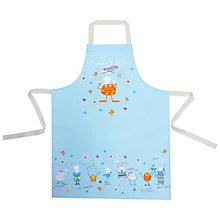 Buy Cooksmart Mummy's Little Helper Monster Apron Online at johnlewis.com
