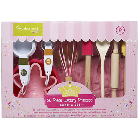Buy Cooksmart Princess Deluxe 20 Piece Chef Set Online at johnlewis.com