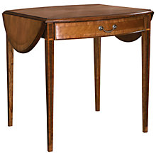 Buy John Lewis Cameo 2-4 Seater Extending Dining Table with Drawer Online at johnlewis.com
