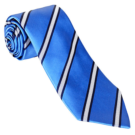 Buy John Lewis Wide Grid Stripe Tie Online at johnlewis.com