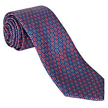 Buy John Lewis Hexagon Pattern Tie Online at johnlewis.com