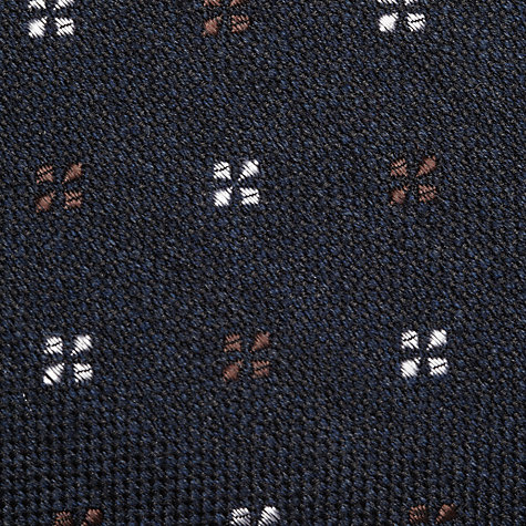 Buy Paul Costelloe Matte Flower Print Tie Online at johnlewis.com