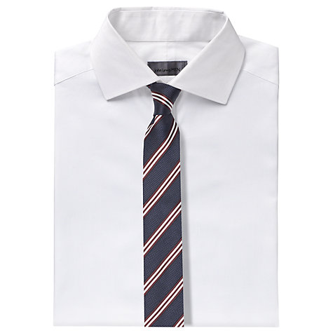 Buy John Lewis Made in Italy Stripe Tie Online at johnlewis.com