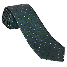 Buy John Lewis Made in Italy Square Print Tie Online at johnlewis.com