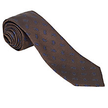 Buy John Lewis Made in Italy Small Paisley Print Tie Online at johnlewis.com