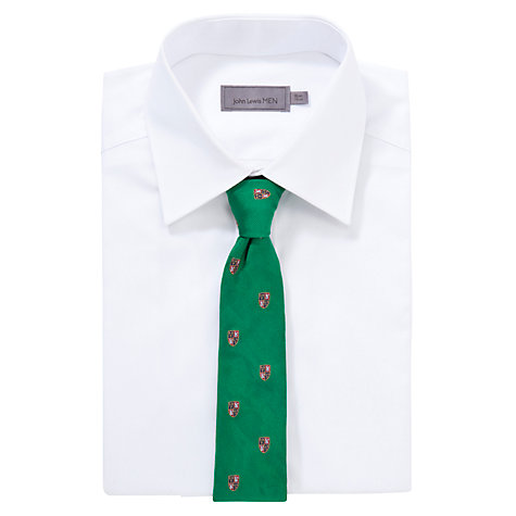 Buy Lauren by Ralph Lauren Crest Tie Online at johnlewis.com