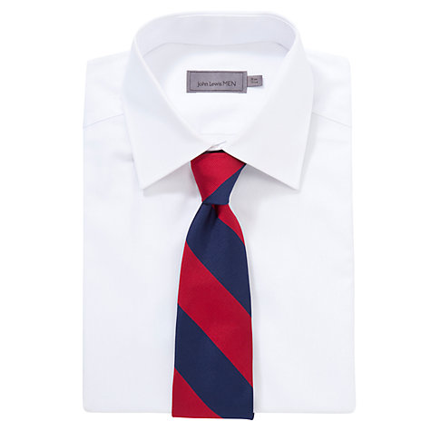 Buy Lauren by Ralph Lauren Bold Stripe Tie Online at johnlewis.com
