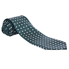 Buy Lauren by Ralph Lauren Polka Dot Tie Online at johnlewis.com