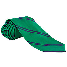 Buy Lauren by Ralph Lauren Slim Stripe Tie Online at johnlewis.com