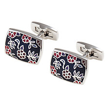 Buy Duchamp Wild Azalea Cufflinks Online at johnlewis.com