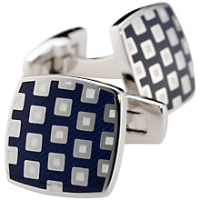 Buy Duchamp Stema Boxes Cufflinks Online at johnlewis.com