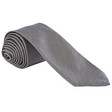 Buy Berwin & Berwin Silk Stripe Tie Online at johnlewis.com