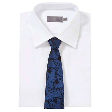 Buy Daniel Hechter Paisley Silk Tie Online at johnlewis.com