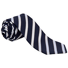 Buy Berwin & Berwin Club Stripe Tie Online at johnlewis.com