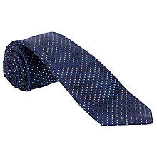 Buy John Lewis Made in England Hive Silk Tie Online at johnlewis.com