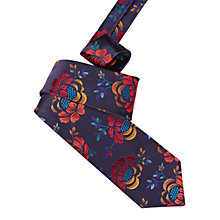 Buy Duchamp Castel Rose Garden Tie Online at johnlewis.com