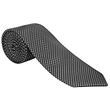 Buy John Lewis Geo Square Silk Tie Online at johnlewis.com