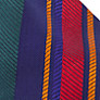 Buy Duchamp Wide and Narrow Stripe Tie, Multi Online at johnlewis.com