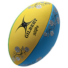 Buy Gilbert Beach Rugby Ball Online at johnlewis.com