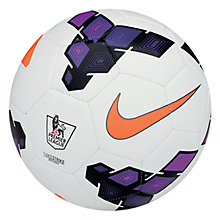 Buy Nike Strike Premier League Replica Football Online at johnlewis.com
