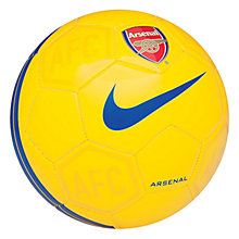 Buy Nike Arsenal Supporters Skills Football Online at johnlewis.com