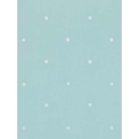 Buy Sanderson Home Polka Paste the Wall Wallpaper Online at johnlewis.com