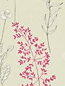 Sanderson Home Summer Meadow Paste the Wall Wallpaper
