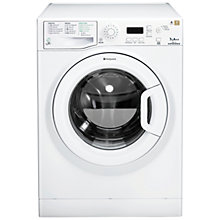 Buy Hotpoint WMEF762P Washing Machine, 7kg Load, A++ Energy Rating, 1600rpm Spin, White Online at johnlewis.com