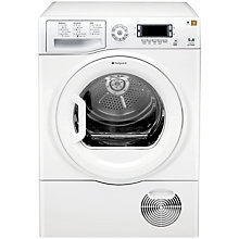 Buy Hotpoint TCUD97B6 Condenser Tumble Dryer, 9kg Load, B Energy Rating Online at johnlewis.com