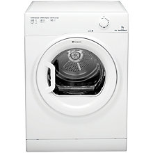 Buy Hotpoint TVEM70C6 Vented Tumble Dryer, 7kg Load, C Energy Rating Online at johnlewis.com