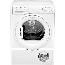 Buy Hotpoint TCEM80C6 Condenser Tumble Dryer, 8kg Load, C Energy Rating Online at johnlewis.com