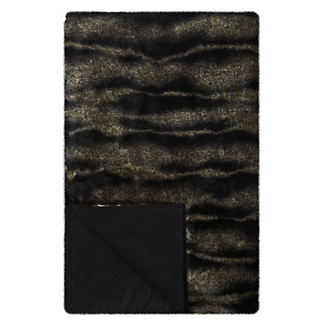 Buy Helene Berman Faux Fur Finlandia Throw Online at johnlewis.com
