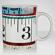Buy Eames Mug Tape Measure Online at johnlewis.com