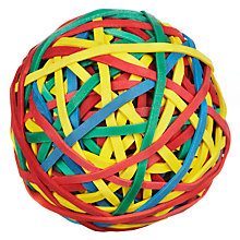 Buy Rubber Band Ball Online at johnlewis.com