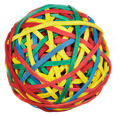What Is In The Center Of A Rubber Band Ball 22